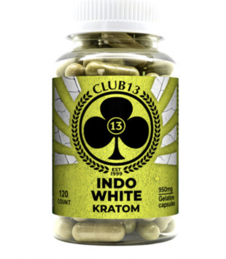 Club 13 Kratom 25 Count